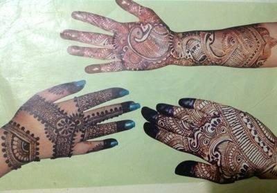 Western Mehndi Classes