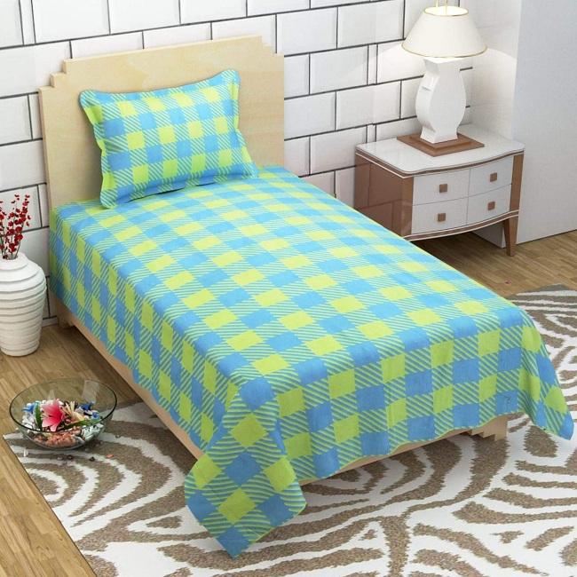 Modern single bed sheet designs
