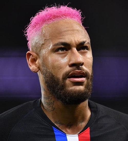 Pink Fusion Haircut