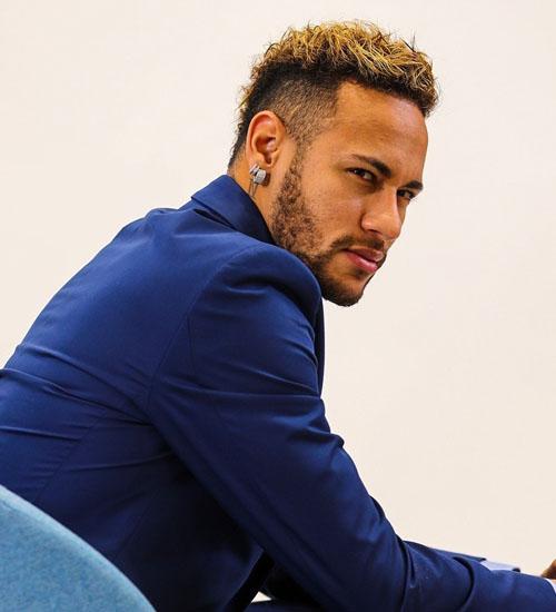 Neymar Hairstyles 10