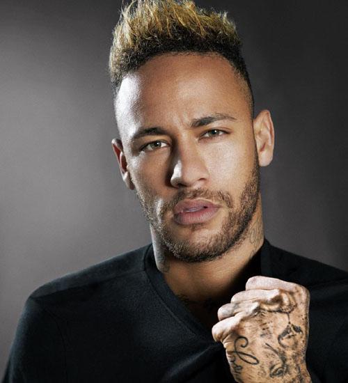Neymar Hairstyles 2