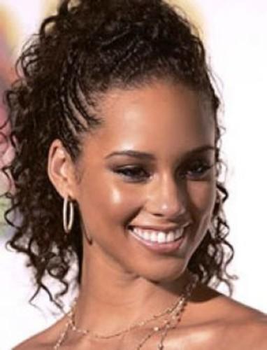 Alicia Keys Without Makeup 8