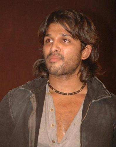 allu arjun without makeup