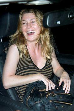 Ellen Pompeo without Makeup 9