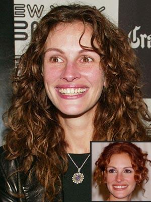 Julia Roberts without makeup 6