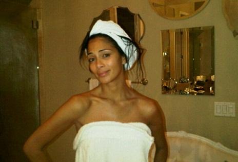 Nicole Scherzinger without makeup 4