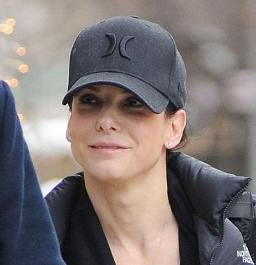 Sandra Bullock without makeup2