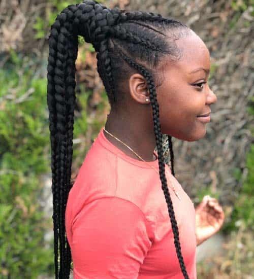 Cute and Sleek Braided Hairstyles for Long Hair