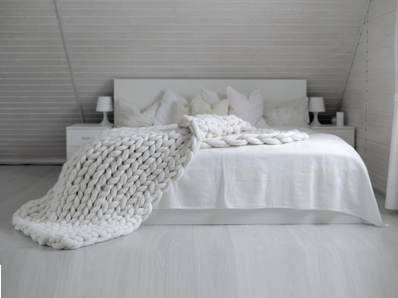White Bed Designs