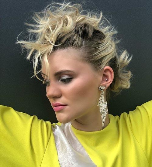 Grunge Hairstyles 4