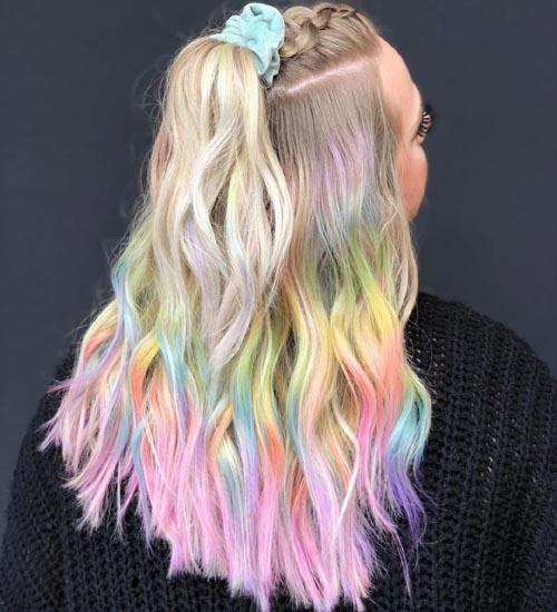 Grunge Hairstyles 1