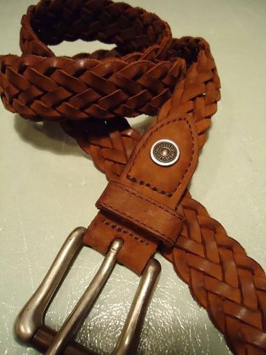 Levi's Braided Belt