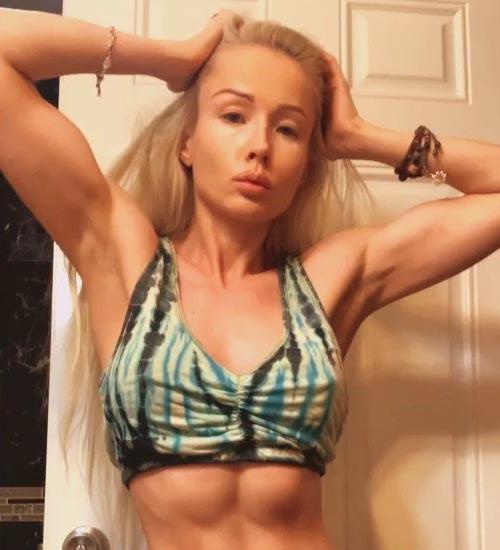 Valeria Lukyanova Without Makeup 4