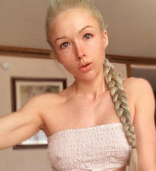 Valeria Lukyanova Without Makeup 8