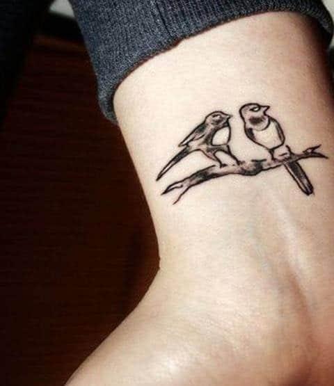 Birds Tattoo Designs