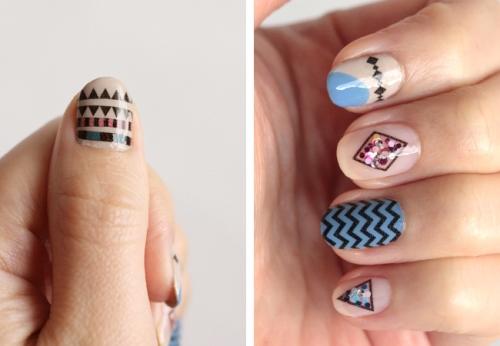 nail paint design