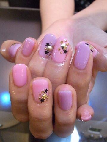 Asian Nail Design