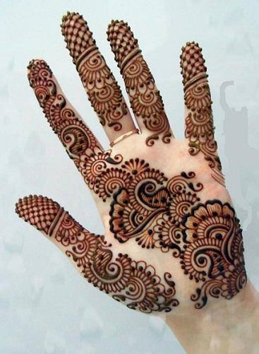 Arabic Mehndi Designs 33