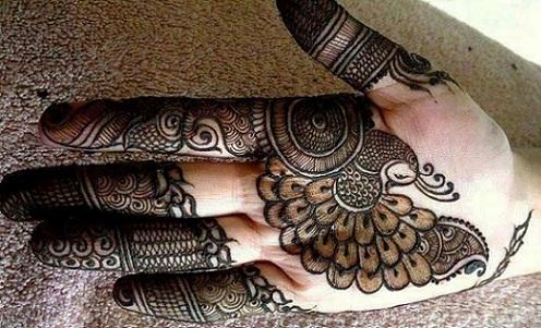 Arabic Mehndi Designs 35
