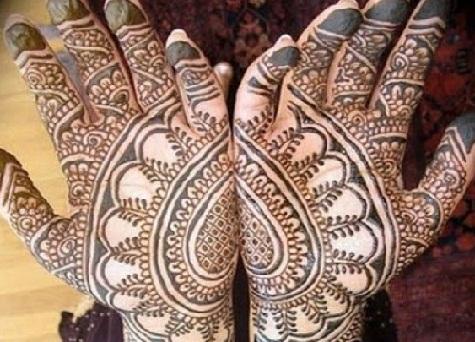 Arabic Mehndi Designs latest