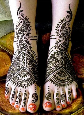 Arabic Mehndi Designs new