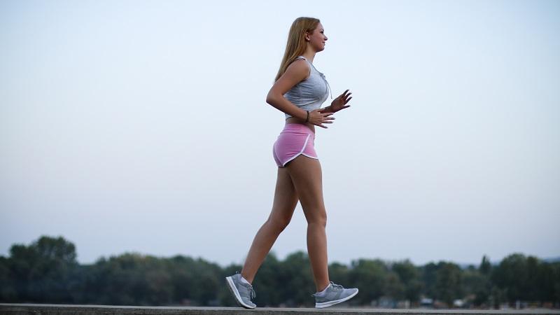 Brisk Walking Benefits