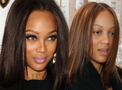 tyra banks without makeup 2
