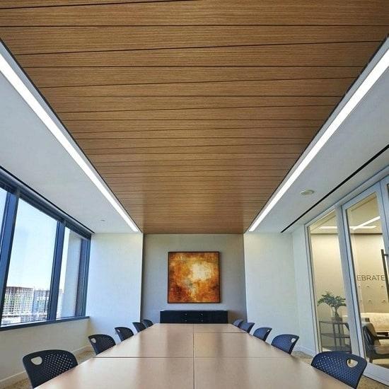 PVC Ceiling Design for Office