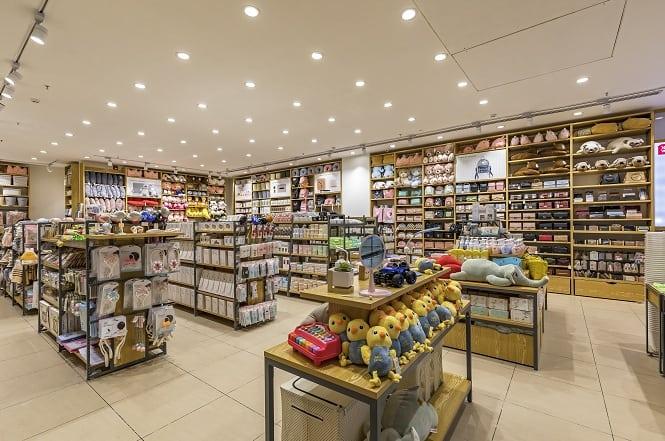 PVC Ceiling Design for Shop