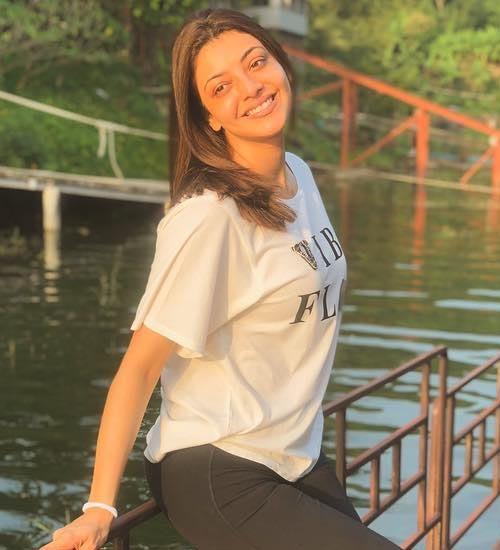Kajal Agarwal Without Makeup 3