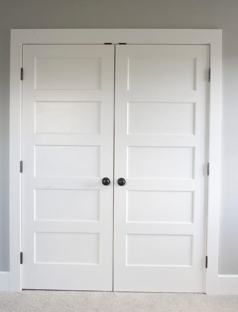 Panel Bedroom Doors