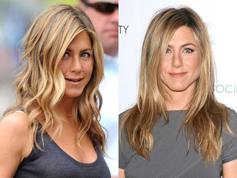 Jennifer Aniston without makeup 4