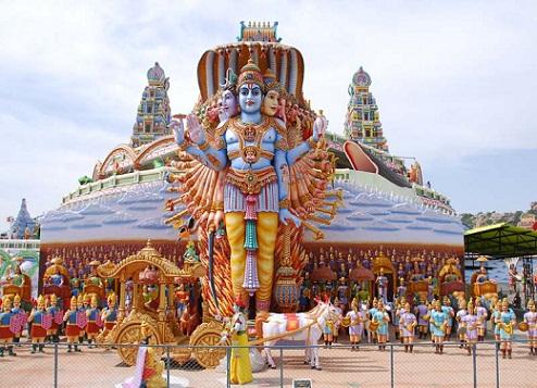 Surendrapuri Temple