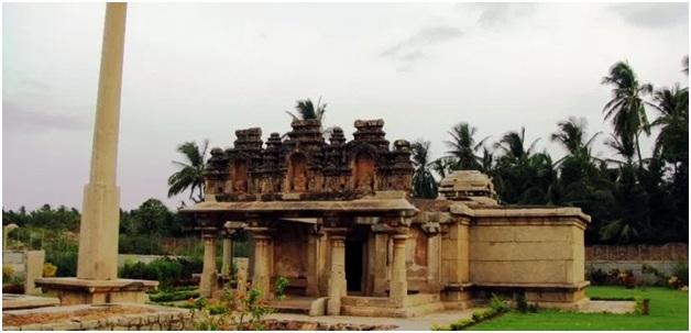 Ganigitti Jain Temple
