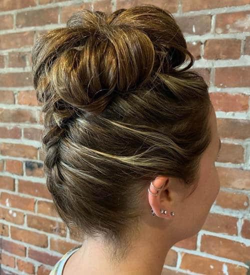 Wedding Hairstyles for Medium Hair 3