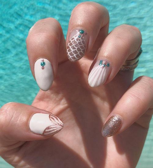 Summer Nail Art Designs Beach