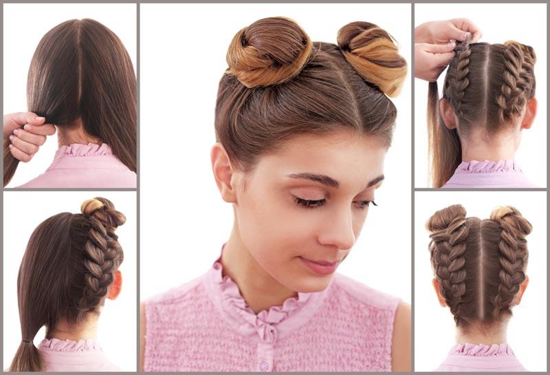 Medium Hairstyles For Girls 3