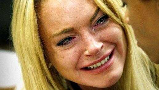 Lindsay Lohan without makeup7
