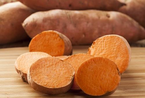 Best Body Building Foods - Sweet Potato