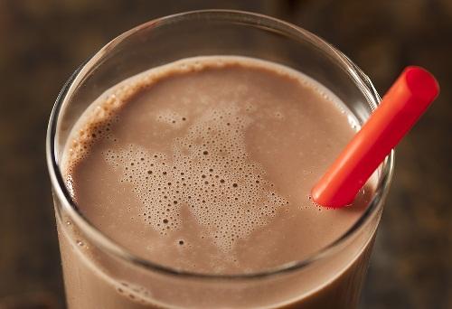 Best Body Building Foods - Chocolate Milk