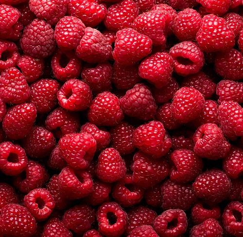 Best Body Building Foods - Raspberries
