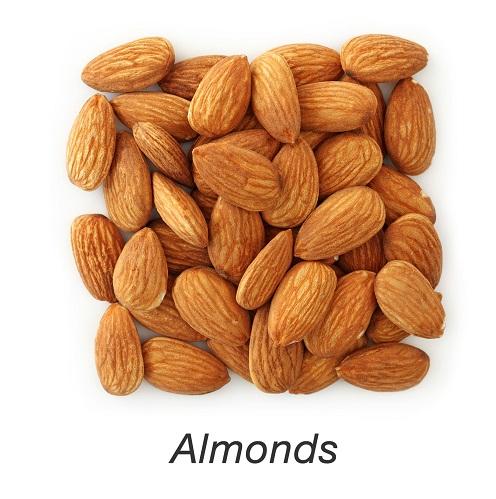 Best Body Building Foods - Almond