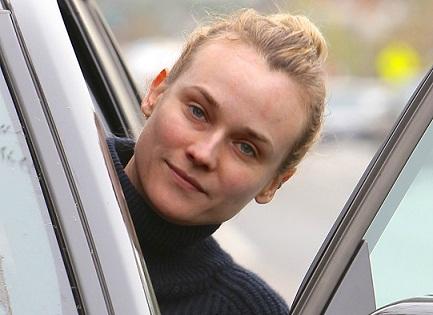 Diane Kruger without makeup 4