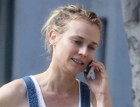 Diane Kruger without makeup 5