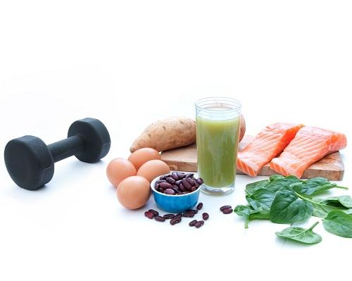 Home Remedies To Treat Thin Hair - Protein-Rich Diet