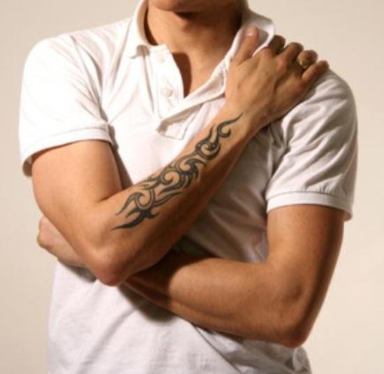 Forearm tattoos1