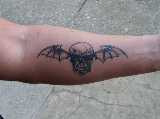 Forearm tattoos8