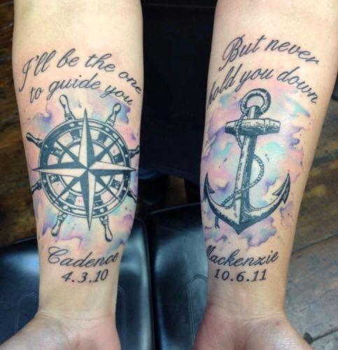 Nautical matters Tattoo