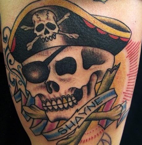 skull tattoo images