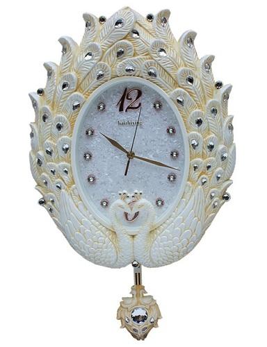 Crafted Quartz Clock